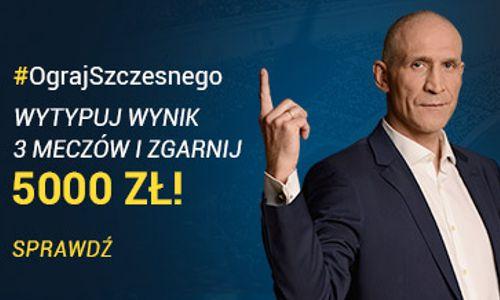 Ograj Szczęsnego i zgarnij 5000 PLN!