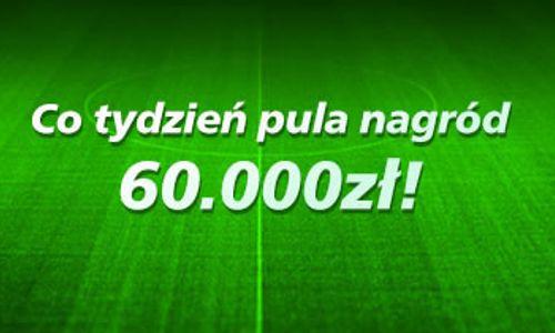 Co tydzień 60.000 PLN ze Sportingbet