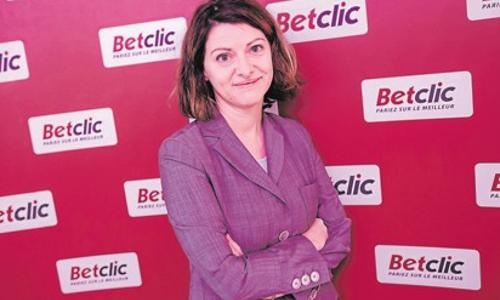 Isabelle Andres o planach marki BetClic