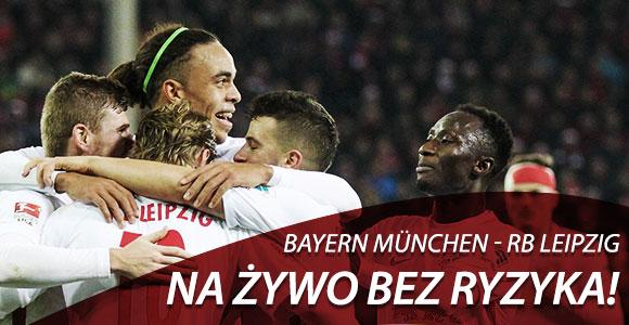 Obstaw mecz Bayernu bez ryzyka w BetClic