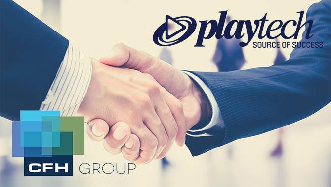 Playtech nabył 70% udziałów CFH