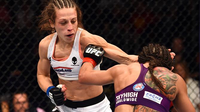 Polish Princess of Pain blisko rekordu UFC!