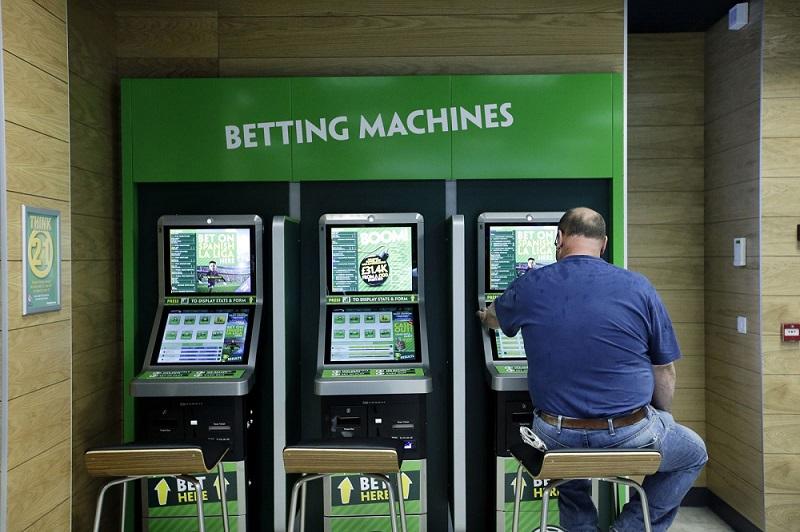 W UK niższe stawki za zakłady bukmacherskie i automaty