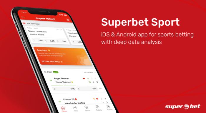 Superbet Mobile App
