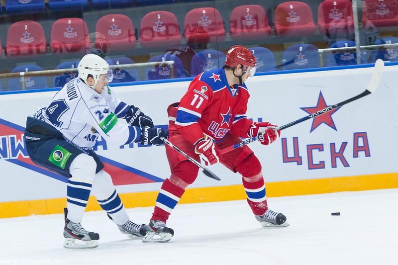 CSKA Moskwa – Niżnekamsk