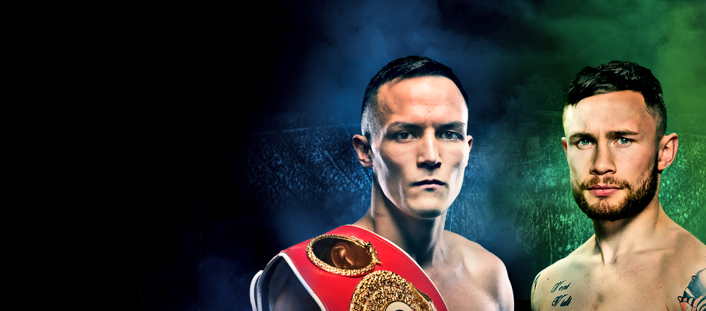 Carl Frampton vs Josh Warrington