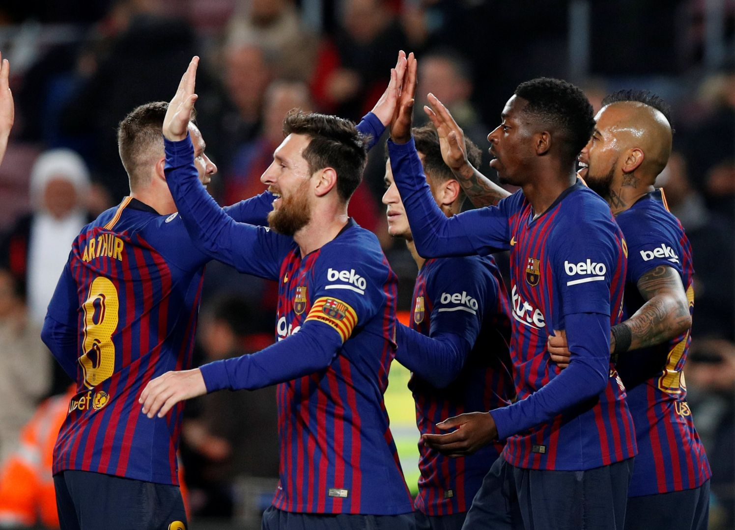 Sevilla-Barcelona 21:30 23.01.19