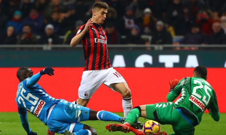 AS Roma-AC Milan, 03 lutego, godzina 20:30