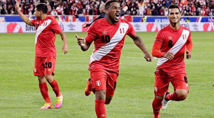 Mecz towarzyski, Peru – Paragwaj, 23 marzec 2019, godzina 01:00