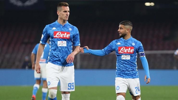 Napoli – Arsenal 18 kwiecień, godzina 21:00