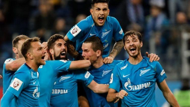 Zenit St. Petersburg Aufstellung