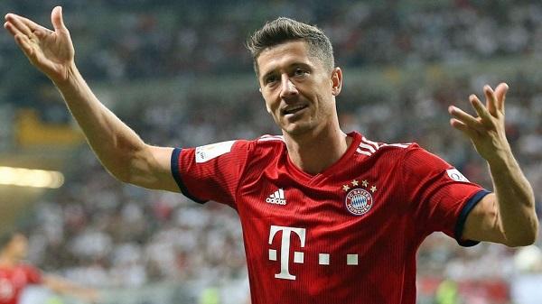 Bayern Monachium – Hertha Berlin
