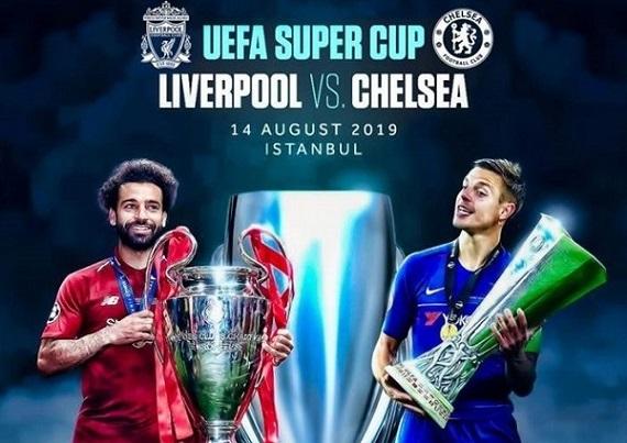 Piłka nożna, Superpuchar Europy, Liverpool – Chelsea, 14/08/2019, godz: 21:00