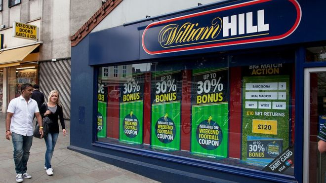 Nowy CEO William Hill