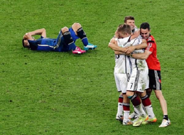 Niemcy – Argentyna, 09/10, godz: 20:45, stadion: Westfalenstadion