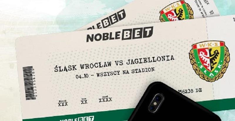 Noblebet aktywizuje kibiców Śląska Wrocław