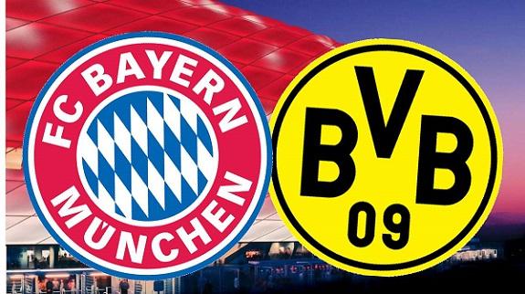 Bayern – Borussia, 09/11, godz: 18:30, stadion: Allianz Arena
