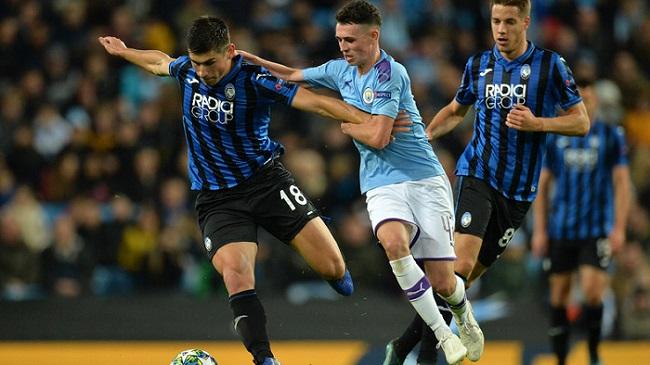 Atalanta – Manchester City, 06/11, godz: 21:00, stadion: San Siro