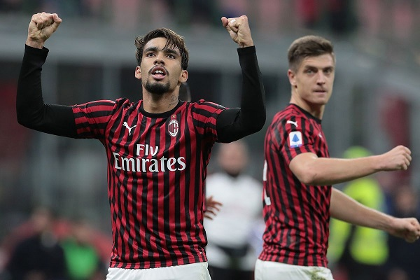 Milan – Lazio, 03/11, godz: 20:45, stadion: San Siro