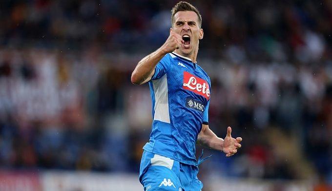 Sassuolo – Napoli, 22/12, godz: 20:45, stadion: MAPEI Stadium