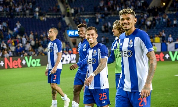 Porto – Tondela, 16/12, godz: 21:15, stadion: Estadio do Dragao