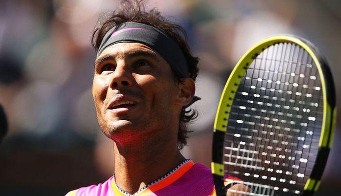 Nadal – Basilashvili, 04/01, godz: 12:00, kort: RAC Arena