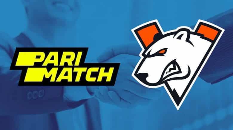 Parimatch rozszerza sponsoring e-sportu