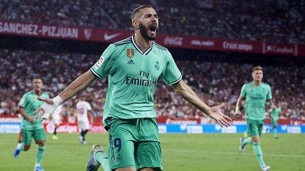 Real – Sevilla, 18/01, godz: 16:00, stadion: Santiago Bernabeu