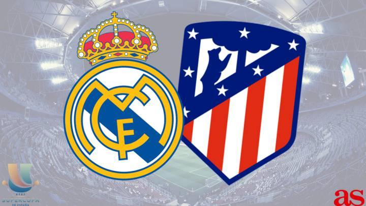 Real – Atletico, 12/01, godz: 19:00, stadion: King Abdullah Sports City