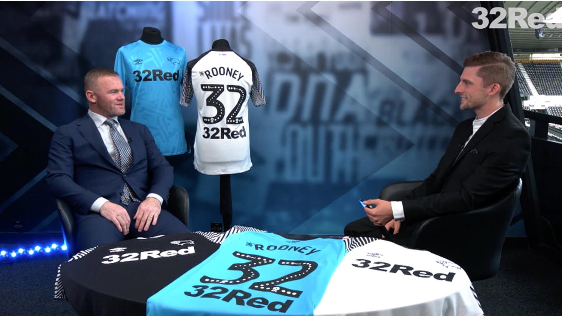 Wayne Rooney w kampanii odpowiedzialnej gry