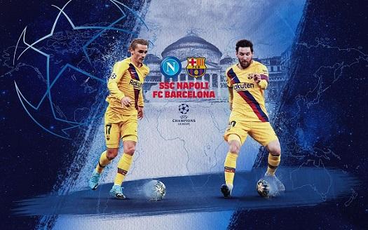 SSC Napoli – FC Barcelona