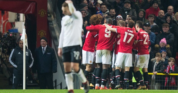 Derby County – Manchester United