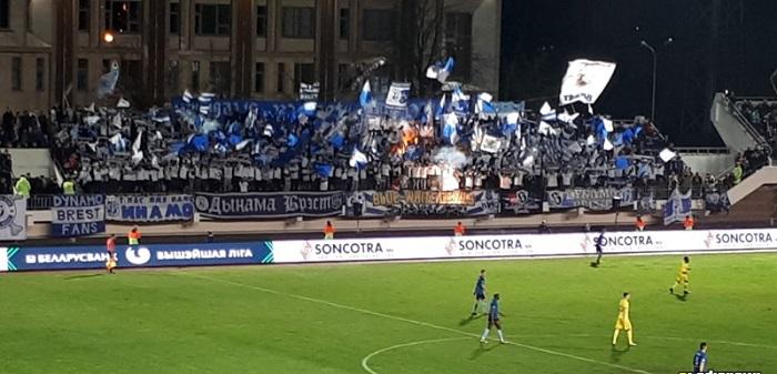 Dynamo Brześć – Szachcior Soligorsk