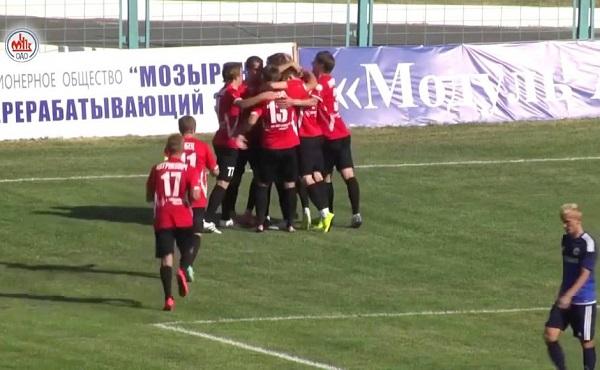 Dynamo Brześć – Sławija Mozyrz
