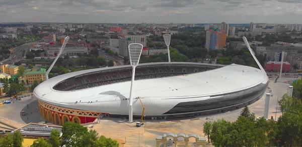 FK Haradzieja – Dynamo Mińsk