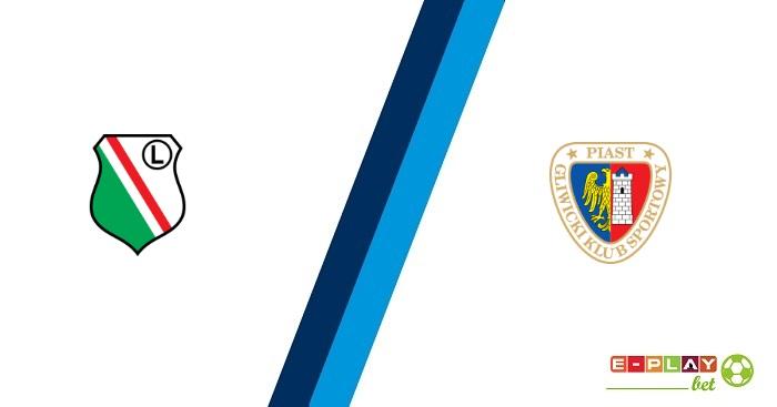 Legia Warszawa – Piast Gliwice   27/06/2020
