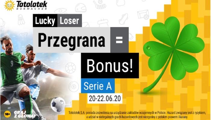 Akcja Lucky Loser w Totolotku