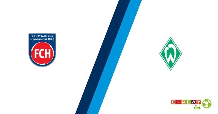 FC Heidenheim – Werder Brema | 06/07/2020