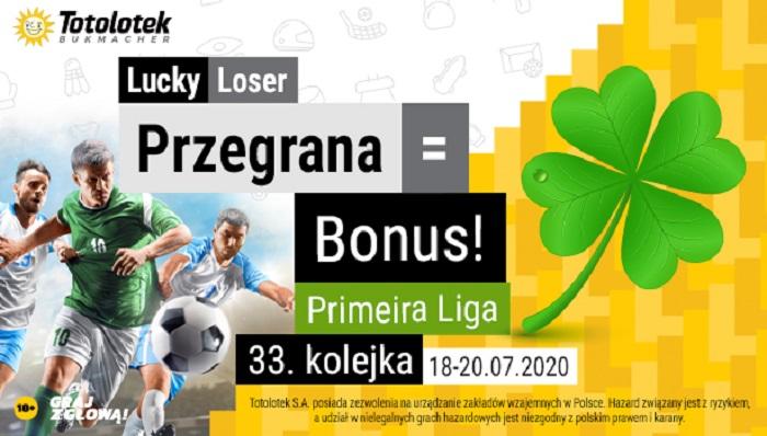 Lucky Loser na Portugalię!