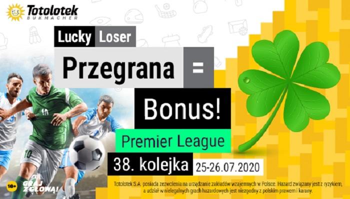 Lucky Loser Premier League 25-26.07 w Totolotku