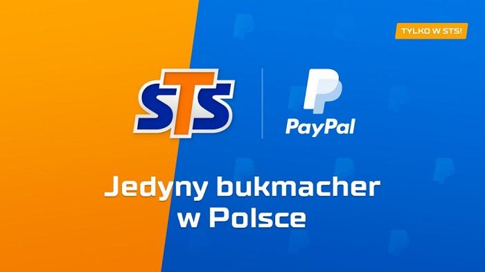 STS uruchomił nową metodę płatności – PayPal