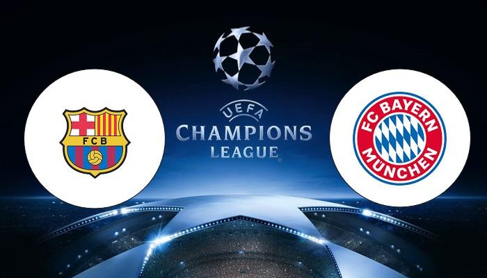 FC Barcelona – Bayern Monachium   14/08/2020