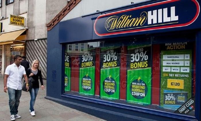 William Hill zamyka kolejne lokale naziemne