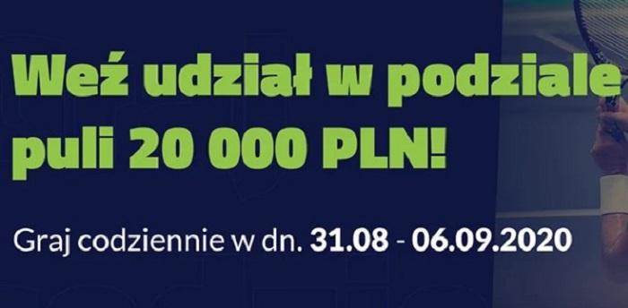 20 000 PLN do podziału!