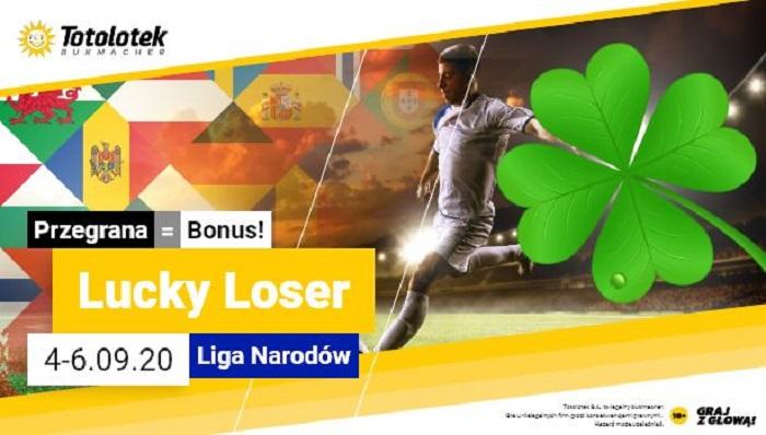 Lucky Loser Liga Narodów w Totolotku