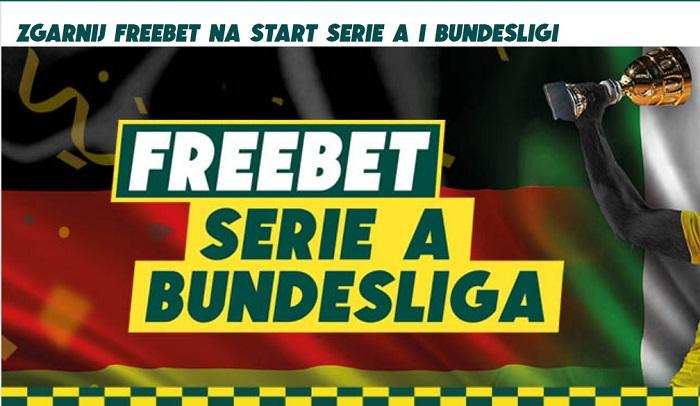 Zgranij freebet w Betfan