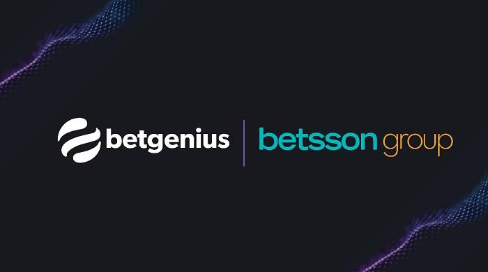 Betgenius rozszerza współpracę z Betsson Group o umowę dotyczącą przesyłu strumieniowego