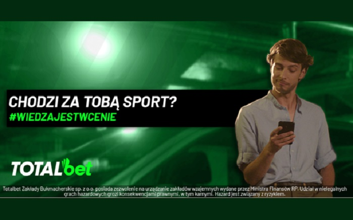 Kampania telewizyjna TOTALbet
