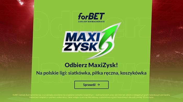 MaxiZysk w forBET