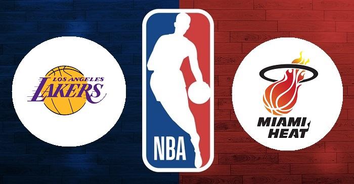 Los Angeles Lakers – Miami Heat    01/10/2020